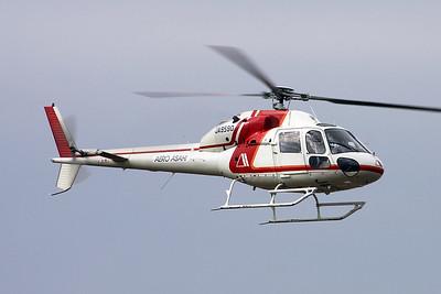 JA9590 Aerospatiale AS.355 F1 Ecureuil II c/n 5279 Yao/RJOY 24-10-17