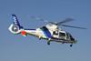 JA62NH Eurocopter AS.365N2 Dauphin c/n 6570 Tokyo-Heliport/RJTI 26-10-17