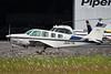 JA4179 Beech A36TC Bonanza 36 c/n EA-66 Yao/RJOY 24-10-17