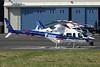 JA121T Bell Helicopters 430 c/n 49009 Tokyo-Heliport/RJTI 26-10-17