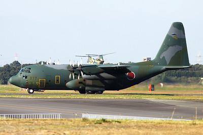 "75-1077 Lockheed C-130H Hercules ""JASDF"" c/n 5108 Iruma/RJTJ 26-10-17"