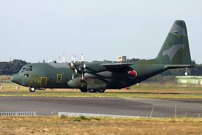 "05-1085 Lockheed C-130H Hercules ""Japan Air Self Defence Force"" c/n 5214 Iruma/RJTJ 26-10-17"