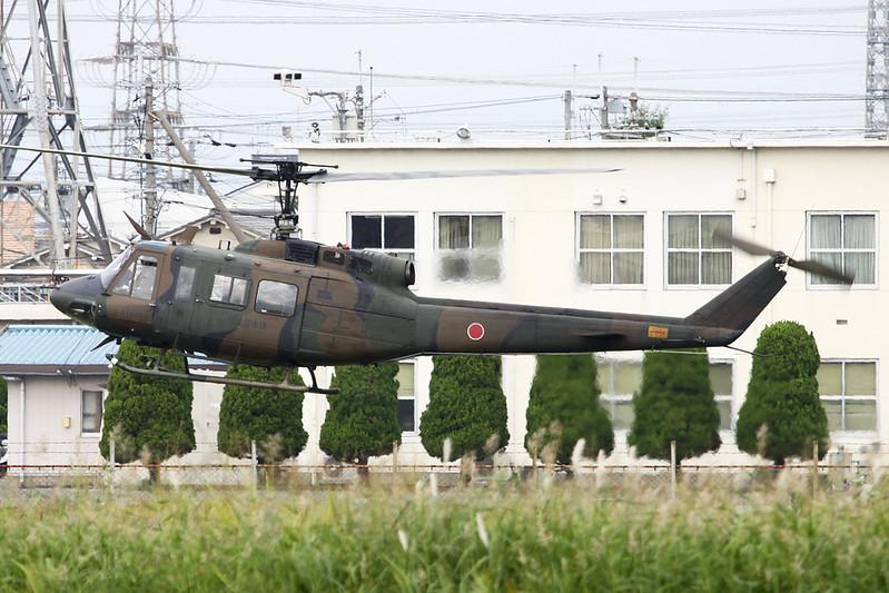 "41840 Fuji UH-1J ""JGSDF"" c/n IJ-40 Yao/RJOY 24-10-17"