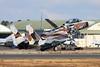 "72-8090 McDonnell-Douglas F-15DJ Eagle ""JASDF"" c/n unknown Nyutabaru/RJFN 15-01-14 ""Aggresor Squadron"""