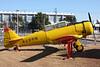 "6180 North American SNJ-5 Texan ""JMSDF"" c/n 88-15252 Kanoya/RJFY 16-01-14"