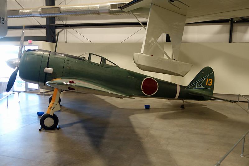 T2-6430 (13) Nakajima Ki.43-IIb c/n 62387 Pima 29-01-18