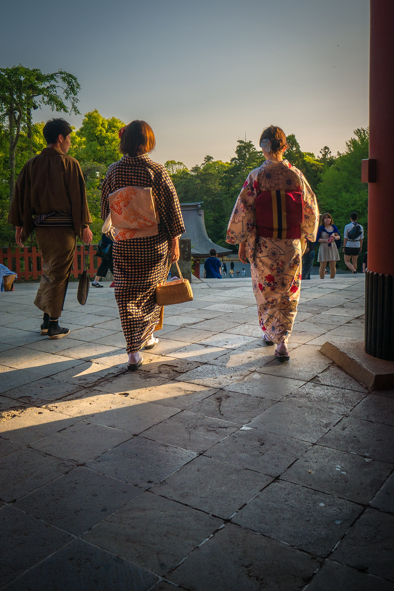 Tsurugaoka Hachiman-gū Temple Kamakura