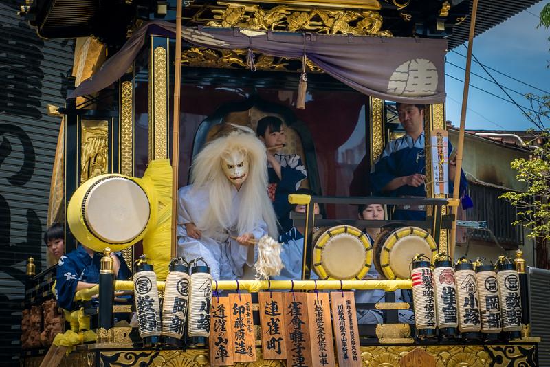 in Kawagoe, Japan