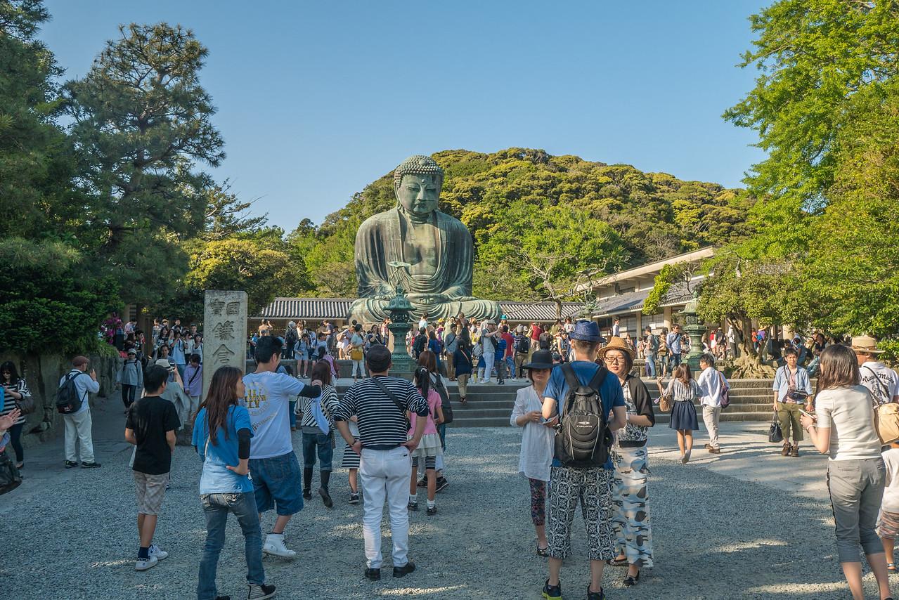 Kōtoku-in in Kamakura, Japan