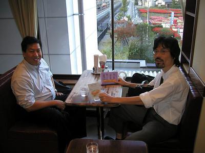 Lunch, Suwa (諏訪市, Suwa-shi?) is a city located in Nagano, Japan. Kami-Suwa Station is on the Chūō Main Line. Seiko-Epson is here