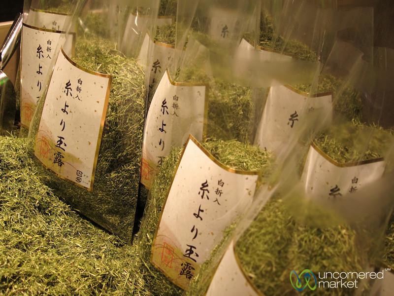 Green Tea - Kanazawa, Japan