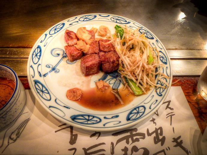 kobe beef in kobe japan