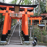 Fox Shrine – Kyoto, Japan – Photo