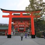 Fox Shrine Torii – Kyoto, Japan – Photo