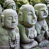 "Stone statues at <a target=""NEWWIN"" href=""http://en.wikipedia.org/wiki/Otagi_Nenbutsu-ji"">Otagi Nenbutsu-ji</a> temple, Kyoto, Japan"
