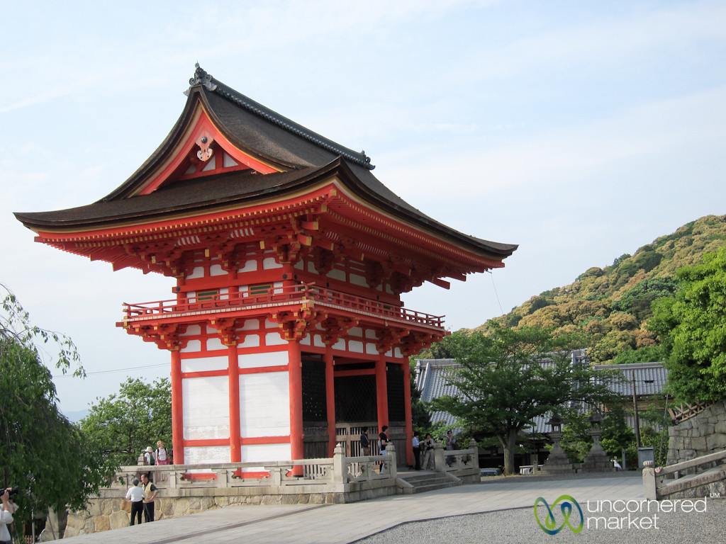 Kiyomizu-dera Temple - Kyoto, Japan