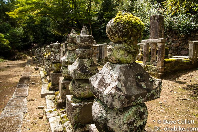 More headstones