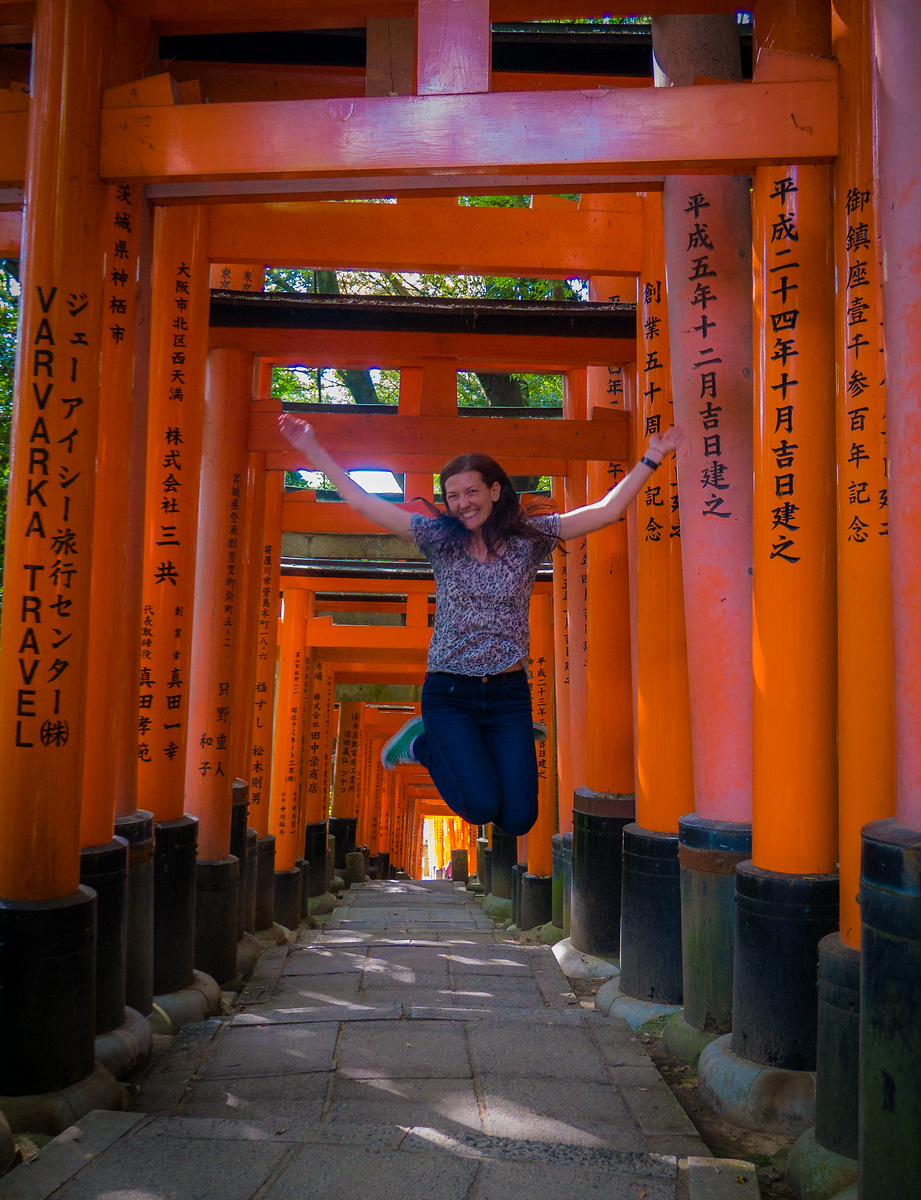Fushimi-Inari Shrine
