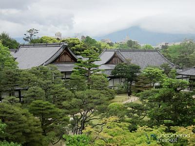 A View of Nijo Castle - Kyoto, Japan