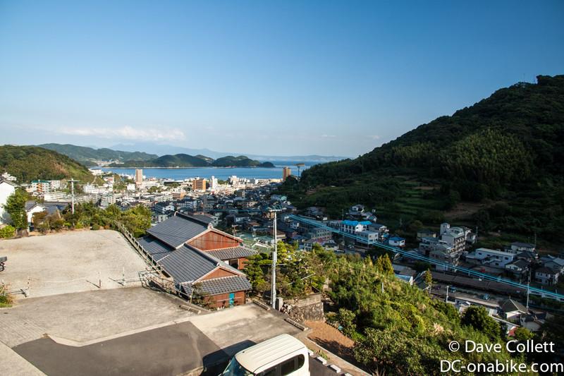 Town near Nagasaki