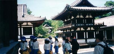 1997 - yakushiji temple nr Nara