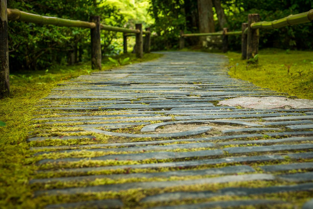 Okochi-Sanso Villa in the Arashiyama District
