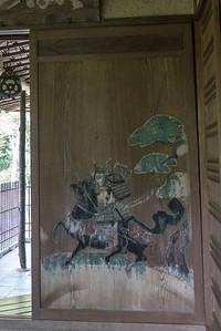 in Nara, Japan.