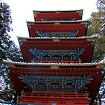 Tower at the Toshogu Temple – Nikko, Japan – Daily Photo