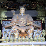 Shogun Statue at the Toshogu Temple – Nikko, Japan – Daily Photo