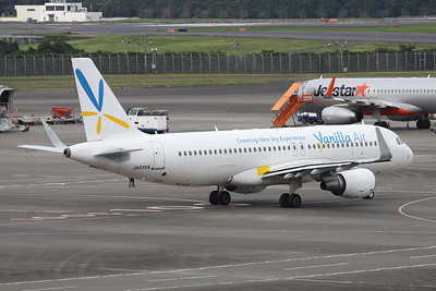 "JA03VA Airbus A320-216 ""Vanilla Air"" c/n 5926 Tokyo-Narita/RJAA/NRT 18-10-17"