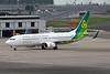 """JA04GR Boeing 737-800 """"Spring Airlines Japan"""" c/n 61776 Tokyo-Narita/RJAA/NRT 18-10-17"""