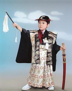 Nov 11 2009, Shirai-san's, 5 year old son's official photo