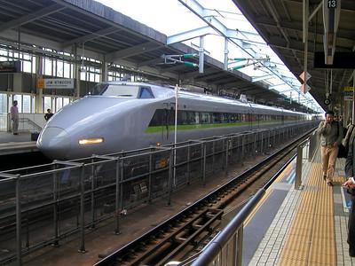 , photo 2004  Shinkansen