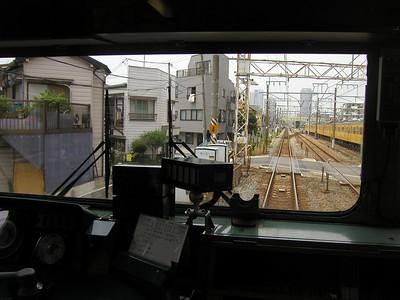 Nambu Line, Tokyo Shinkansen