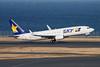 """JA73NC Boeing 737-8FZ c/n 31743 Tokyo-Haneda/RJTT/HND 25-02-11 """"Cherries"""""""