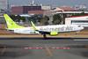 JA807X Boeing 737-81D c/n 39431 Miyazaki/RJFM/KMI 13-01-14