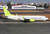 JA801X Boeing 737-81D c/n 39415 Miyazaki/RJFM/KMI 13-01-14