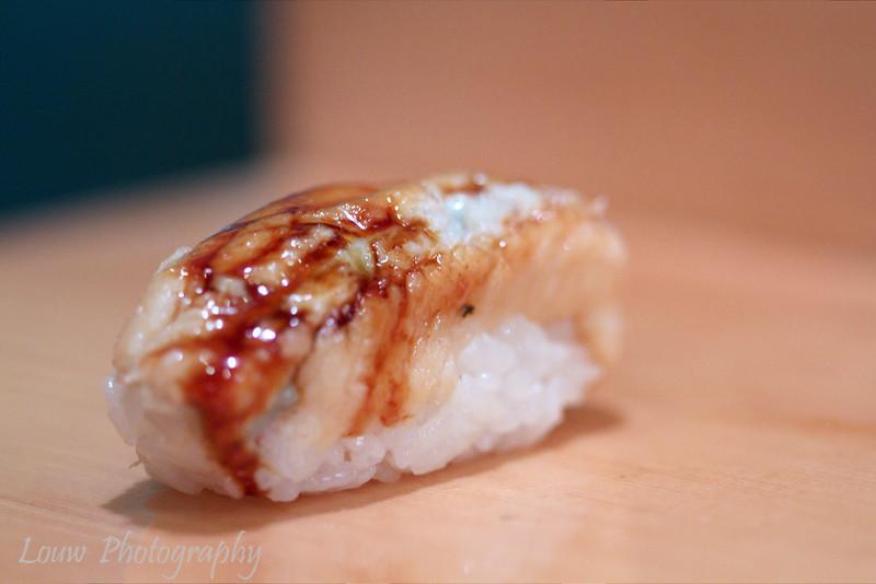 Anago, Sushi Dai, Tokyo, Japan