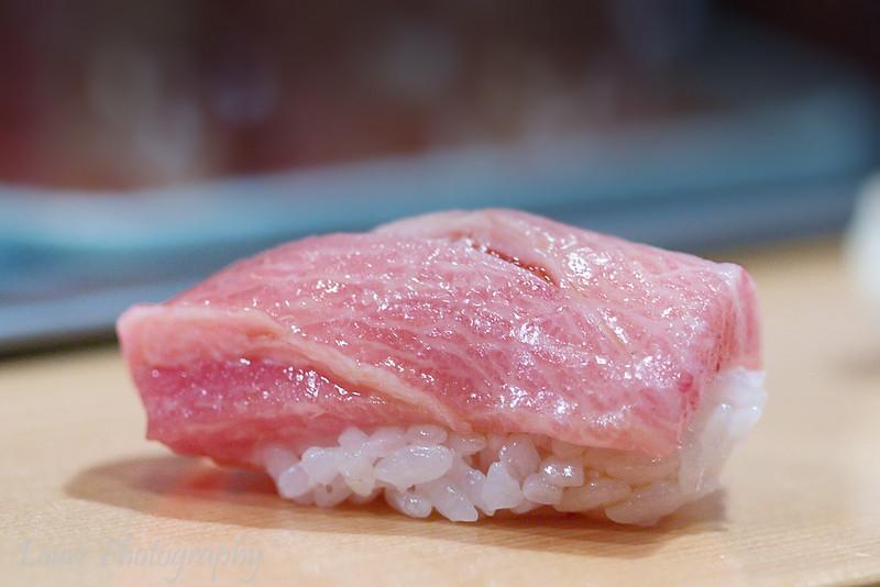 Ootoro, Sushi Dai, Tokyo, Japan