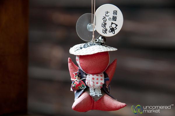 Sarubobo Doll - Takayama, Japan