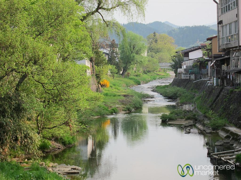 Takayama Views - Japan