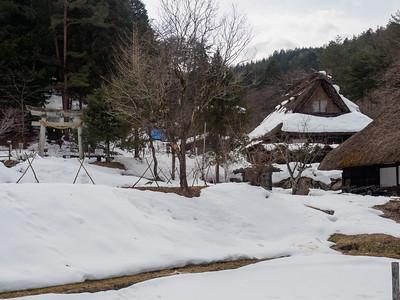 Hida Folk Village