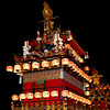 "Float lit up at night for the <a target=""NEWWIN"" href=""http://en.wikipedia.org/wiki/Takayama_Festival"">Takayama Festival</a>, <a target=""NEWWIN"" href=""http://en.wikipedia.org/wiki/Takayama,_Gifu"">Takayama</a>, Japan"