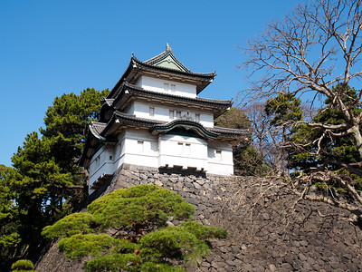 Fujimi tower - 富士見櫓