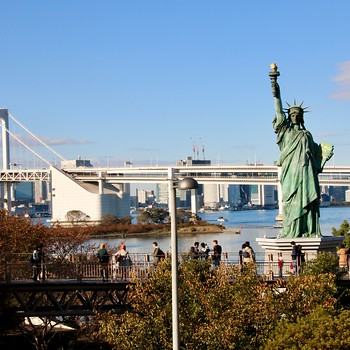 Statue of Liberty Odaiba