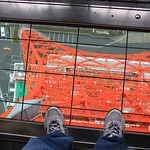 Looking down from the Tokyo Tower – Tokyo, Japan – Photo