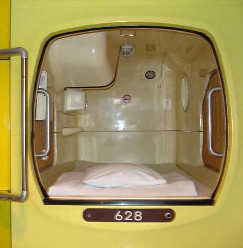 Capsule Interior