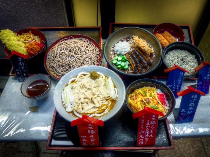 soba noodles japan