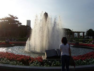 2005, Yokohama Port and Park area