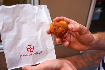 Danish pastry in Tokyo